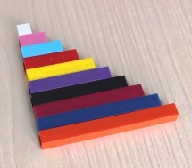 Цветные счетные палочки Кюизенера