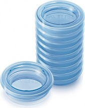Крышки для контейнеров Avent VIA 10 шт