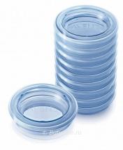 Крышки для контейнеров VIA, 10 шт, Avent