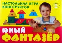 Настольная игра-конструктор Грат Юный фантазер