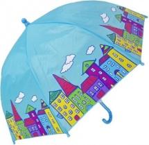 Зонт Mary Poppins Домики 70 см