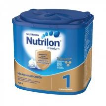"""Сухая молочная смесь """"Нутрилон Premium №1"""", с 0 до 6 мес., 400г., Nutricia"""