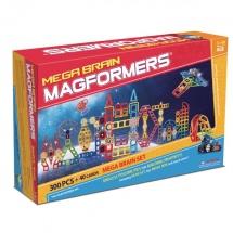 """Магнитный конструктор """"Mega Brain"""", Magformers"""