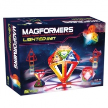 """Магнитный конструктор Magformers """"Lighted Set"""""""