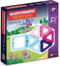 Магнитный конструктор Magformers «Pastelle 14»