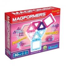 Магнитный конструктор «Pastelle 30», Magformers