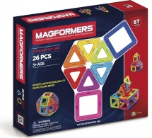 Магнитный конструктор Magformers 26 эл