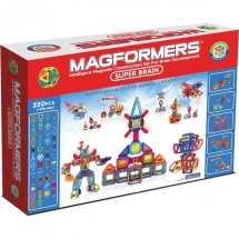 """Магнитный конструктор """"Super Brain Up Set"""", Magformers"""