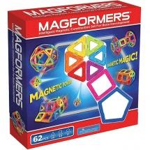 """Магнитный конструктор """"Rainbow 62"""", Magformers"""