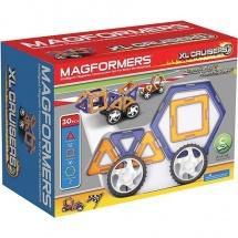 """Магнитный конструктор """"Машины Xl"""", Magformers"""