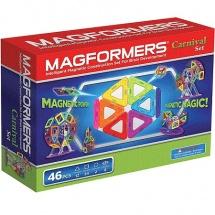 """Магнитный конструктор """"Карнавал"""", Magformers"""