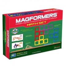"""Магнитный конструктор """"Увлекательная математика"""", Magformers"""