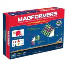 """Магнитный конструктор """"Пифагор"""", Magformers"""