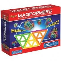 """Магнитный конструктор """"Супер - 30"""", Magformers"""