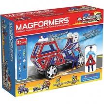 """Магнитный конструктор """"Службы спасения"""", Magformers"""