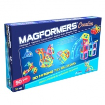 """Магнитный конструктор """"Creative 90"""", Magformers"""