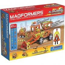"""Магнитный конструктор """"Строители"""", Magformers"""