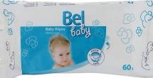 Влажные cалфетки Hartman Bel Baby для чувствительной кожи 60 шт