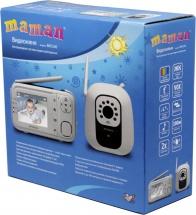 Видеоняня Maman ВМ3200 с выдвижной антенной