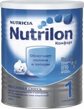 Сухая смесь Нутрилон Комфорт с 0 мес 400 г