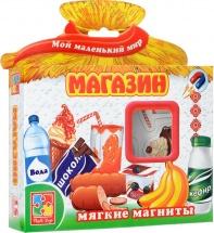 Мягкие магниты Vladi Toys Магазин