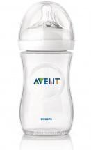 Бутылочка Avent Natural 260 мл