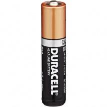 Батарейка Duracell Basic AAА алкалиновая 1 шт