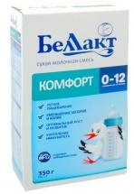 """Сухая молочная смесь """"Комфорт"""", с 0 до 12 мес., 350 гр., Беллакт"""