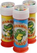 Мыльные пузыри Алекс-Тойз Крокодил 50мл