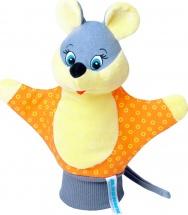 Игрушка-рукавичка Мякиши Мышка