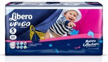 Трусики Libero Up&Go 5 (10-14 кг) 30 шт