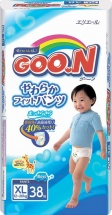 Трусики Goon для мальчиков Big (12-20 кг)  38 шт