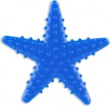 "Мини-коврик Valiant ""Звездочка"", синий"