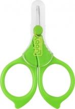 Ножницы Lubby с чехлом, зеленый