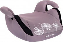 Автокресло-бустер Baby Care Баги Люкс 22-36 кг серый