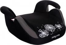 Автокресло-бустер Baby Care Баги Люкс 22-36 кг черный