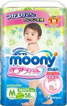 Трусики Moony универсальные M (6-10 кг) 58 шт