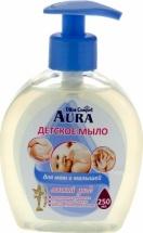 Мыло жидкое Аура Ultra Comfort 250 мл