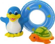 """Игрушка для купания Курносики """"Веселое купание"""""""