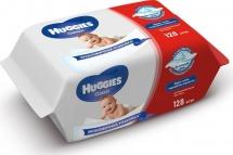 Влажные салфетки Huggies Classic 128 шт