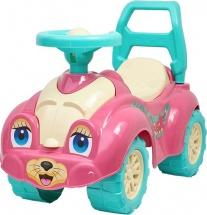 Автомобиль для прогулок, розовый, Орион