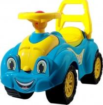 """Каталка """"Автомобиль"""", голубо-желтый, Технок"""