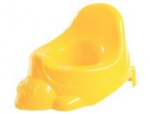 Горшок Бытпласт Игрушка желтый