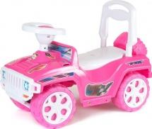 "Машина-каталка ""Ориончик"" Орион, розовый"