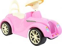 Машина-каталка Орион Ретро, розовый