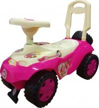 Машина-каталка Ориоша Орион, розовый