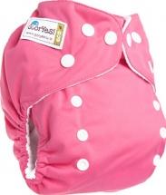 Многоразовый подгузник GlorYes Classic (3-15 кг) розовый
