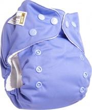 Многоразовый подгузник GlorYes Classic (3-15 кг) синий небесный