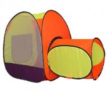 """Палатка """"Радужный домик с туннелем"""", Belon"""