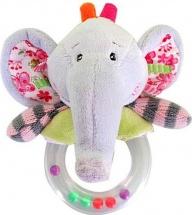 Погремушка Жирафики Слонёнок Тим